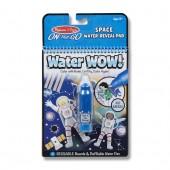 Water Wow - kolorowanka wodna Kosmos