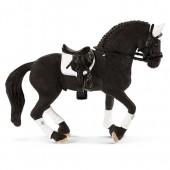 Schleich - Koń Fryzyjski zestaw turniejowy