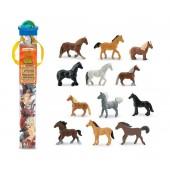 Safari Ltd  Figurki Konie