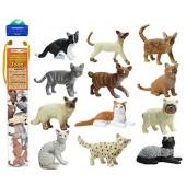 Safari Ltd  Figurki Koty