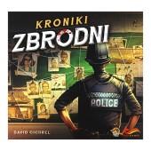 Kroniki zbrodni - kryminalna gra planszowa