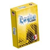 Logic cards - zagadki logiczne zestaw żółty