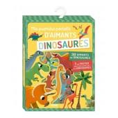 Zestaw magnesów Dinozaury