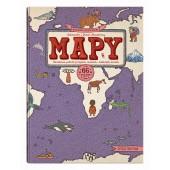 Mapy - edycja fioletowa  66 map
