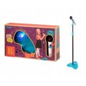 B. Toys Mikrofon karaoke z funkcją Bluetooth