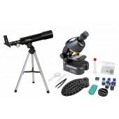 National Geographic Mikroskop 40X - 640 X + Teleskop