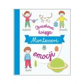 Montessori Obrazkowa księga emocji