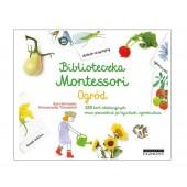 Biblioteczka Montessori - Ogród