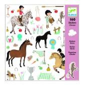 Naklejki dla dzieci - Konie