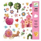 Naklejki dla dzieci - Księżniczka