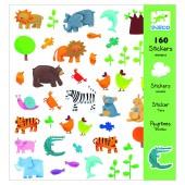 Naklejki dla dzieci - zwierzęta