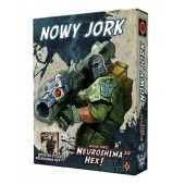 Neuroshima Hex Nowy Jork 3.0