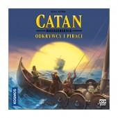 Catan Odkrywcy i Piraci - Osadnicy z Catanu Odkrywcy i Piraci