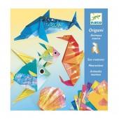 Origami Tropiki - Morskie zwierzaki