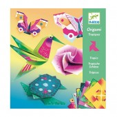 Origami Tropiki - neonowe kartki
