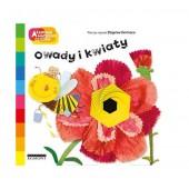 Akademia mądrego dziecka - Owady i kwiaty