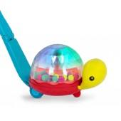 B. Toys Walk `n' Pop - pchacz z kuleczkami i światłem