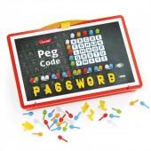 Peg Code kodowanie liter