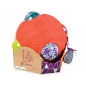 B. Toys Kula sensoryczna - Ballyhoo morelowa