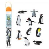 Safari Ltd  Figurki Pingwiny
