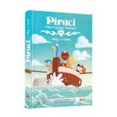 Gra - Komiks paragrafowany Piraci