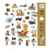 Naklejki dla dzieci - Piraci