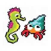 Puzzelki Pixelki JIXELZ Zwierzęta