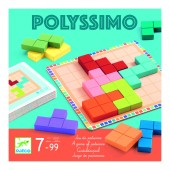 Gra logiczna - Polyssimo