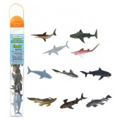 Safari Ltd Figurki Prehistoryczne rekiny