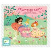 Zestaw PRINCESSE PARTY 5 gier na przyjęcie