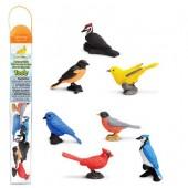 Safari Ltd Figurki Ptaki Podwórkowe