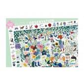 Puzzle observation - 1000 kwiatów