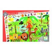 Puzzle observation - Dżungla
