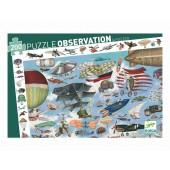 Puzzle observation - Aero Club