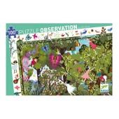 Puzzle observation - Gry w ogrodzie