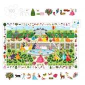 Puzzle observation - Przyjęcie w ogrodzie