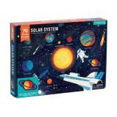Puzzle Układ słoneczny - Planety