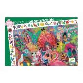 Puzzle observation - Karnawał w Rio