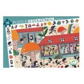 Puzzle observation - Szkoła dla jeży