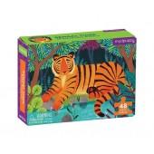 Puzzle Mini Tygrys Bengalski