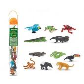 Safari Ltd  Figurki Las deszczowy
