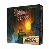 Robinson Crusoe: Przygoda niesamowita