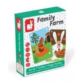 Gra 7 rodzin - Zwierzęta na farmie