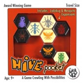 Hive Pocket - Rój kieszonkowy