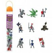 Safari Ltd Figurki Rycerze i smoki