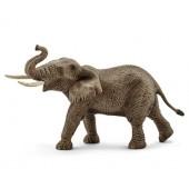 Schleich - Samiec Słonia Afrykańskiego