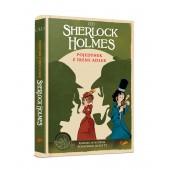 Gra - Komiks paragrafowany Sherlock Holmes Pojedynek z Irene Adler