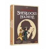 Gra - Komiks paragrafowany Cztery śledztwa Sherlocka Holmesa