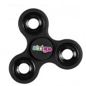 Fidget Spinner tradycyjny - czarny