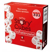 Story Cubes - Bohaterowie